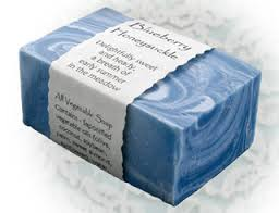 make blueberry soap, blueberry soap, blueberry bar soap, cape shore blueberry soap, cold process soap recipes