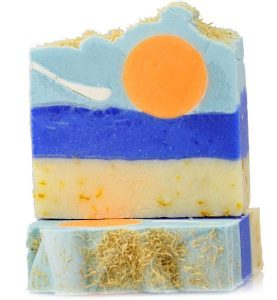 lifes beach soap, tropical soap, tropical soaps, maui tropical soaps, life s beach, beach soaps, sea life soap