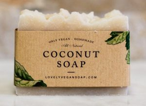 design your own soap labels, it's easy to do with Word