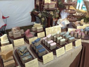 selling homemade soaps, selling soap, selling homemade soap online, selling soap at markets, selling soap at farmers markets, ,